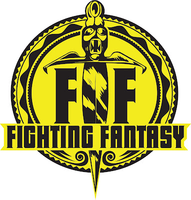 Image result for fighting fantasy logo
