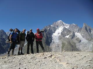 Arpe Vieille Tour del Mont Blanc