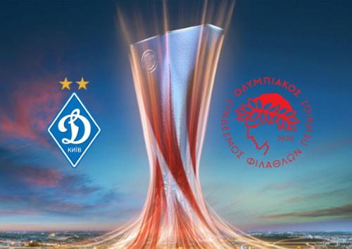 Dynamo Kyiv vs Olympiacos - Highlights 21 February 2019