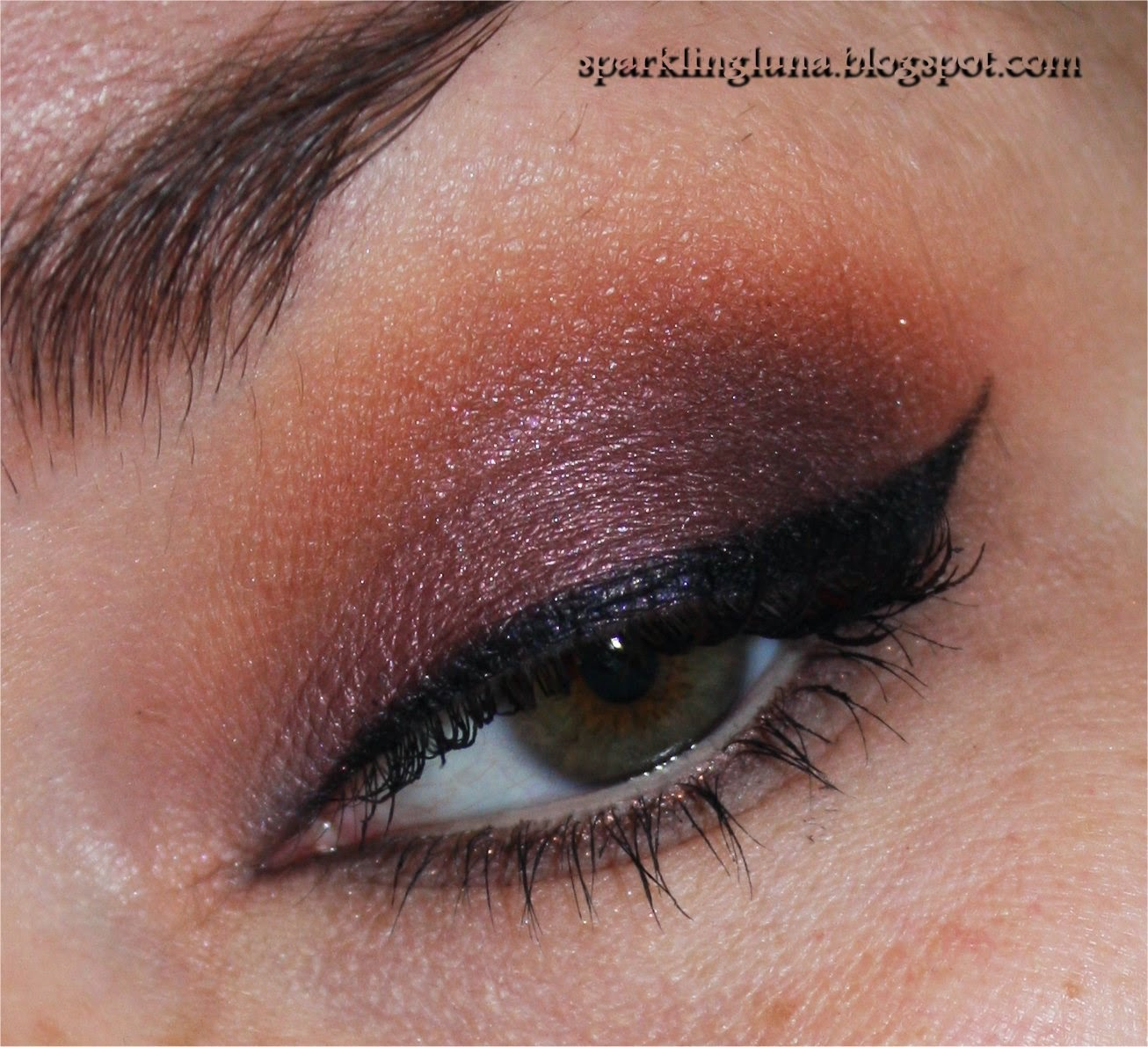 Sparkling Luna: EOTD : Anastasia Beverly Hills Lavish