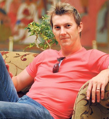 sports brett lee hairstyle