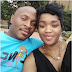 Cute couple Dr Malinga shows his wife some love on her birthday.