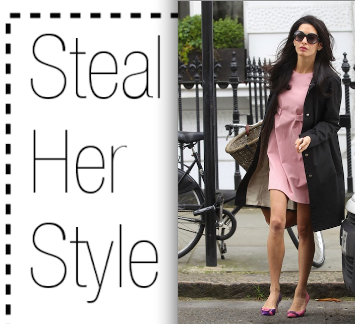 polyvore, amal, steal her style: amal alamuddin, Amal Alamuddin, stunning, wedding, george clooney, get amal alamuddin's look,  pretty, bag, sunglasses, chic, steal her style