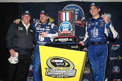 In Their Words: Dale Earnhardt Jr., Rick Hendrick on Retirement #NASCAR