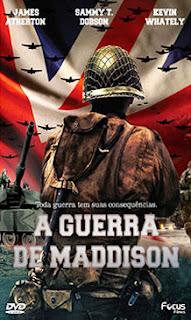 A Guerra de Maddison - DVDRip Dual Áudio