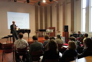 Orpheus Instituut, Orpheus Research Center in Music, ORCiM, artistic experimentation, artistic research, conference
