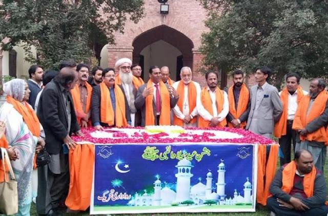 Umat Lintas Agama di Pakistan, Rayakan Maulid Nabi Muhammad SAW Bersama di Lahore