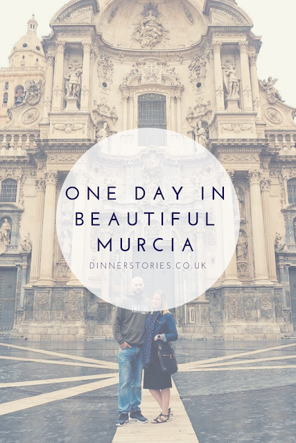 One day in Beautiful Murcia Spain