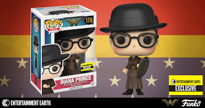 Entertainment Earth Exclusive Wonder Woman Movie Diana Prince Pop! Vinyl Figure by Funko