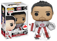 Funko Pop! Carey Price Grosnor Exclusive