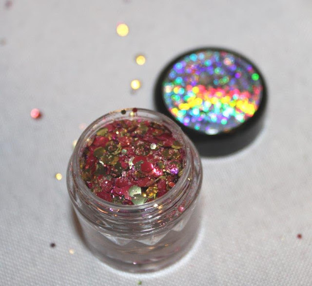 Green Glitter Canada biodegradable glitter