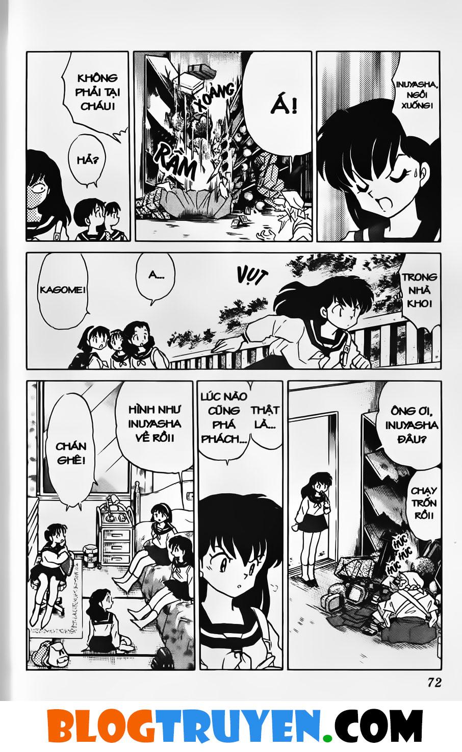 Inuyasha vol 34.4 trang 15