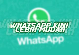 Terus Whatsapp daripada blog anda