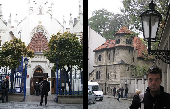 Maisel and Klausen synagogues