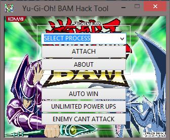 ygob Yu Gi Oh! BAM Hile Tool V1.4 Yeni Versiyon Multihack indir