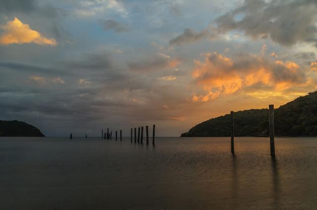 Glorious Dusj Siwangag Cove Palaui Island Philippines