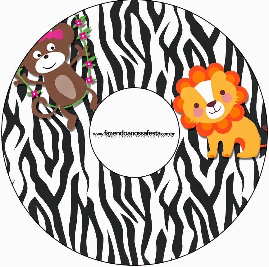 La Selva, para Niñas: Etiquetas para Candy Bar para Imprimir Gratis ...