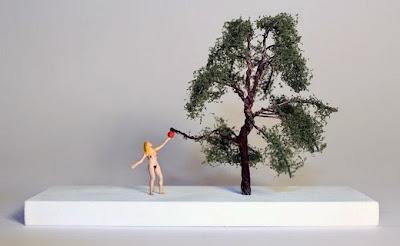 mini esculturas