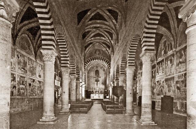 Informações sobre a Colegiada de San Gimignano