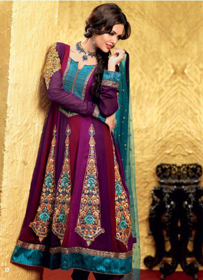 Latest Designs Of Salwar Kameez 3