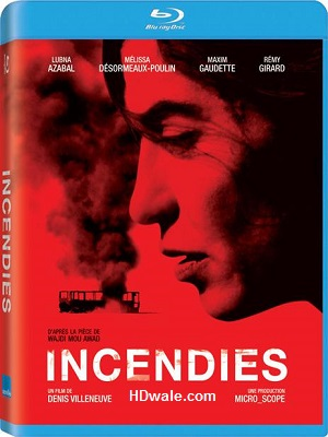 Incendies (2010) Movie Download 720p BluRay 950mb