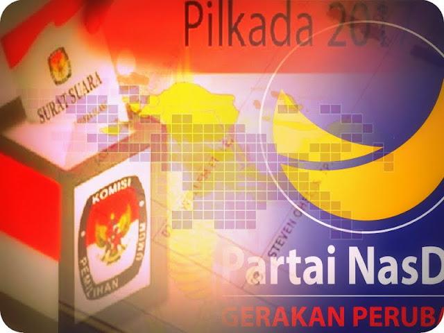 Nasdem Nilai Penangkapan 19 Kadistrik Kabupaten Jayapura Berlebihan