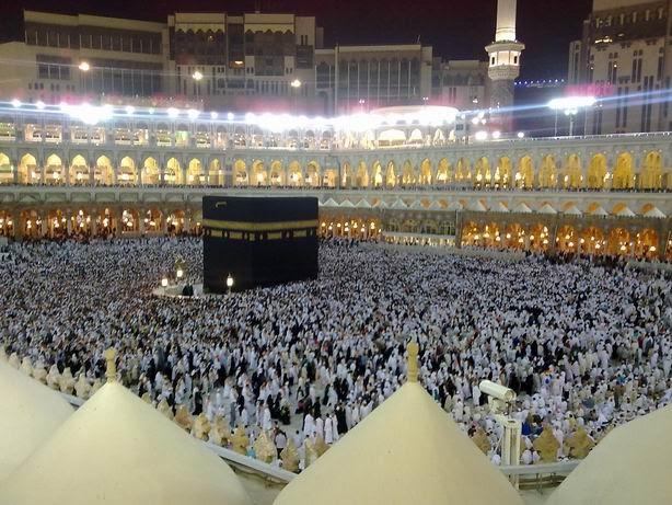 Umrah Banner: Free EBook: Hajj Guide