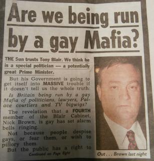 Gay Mafia Members 116