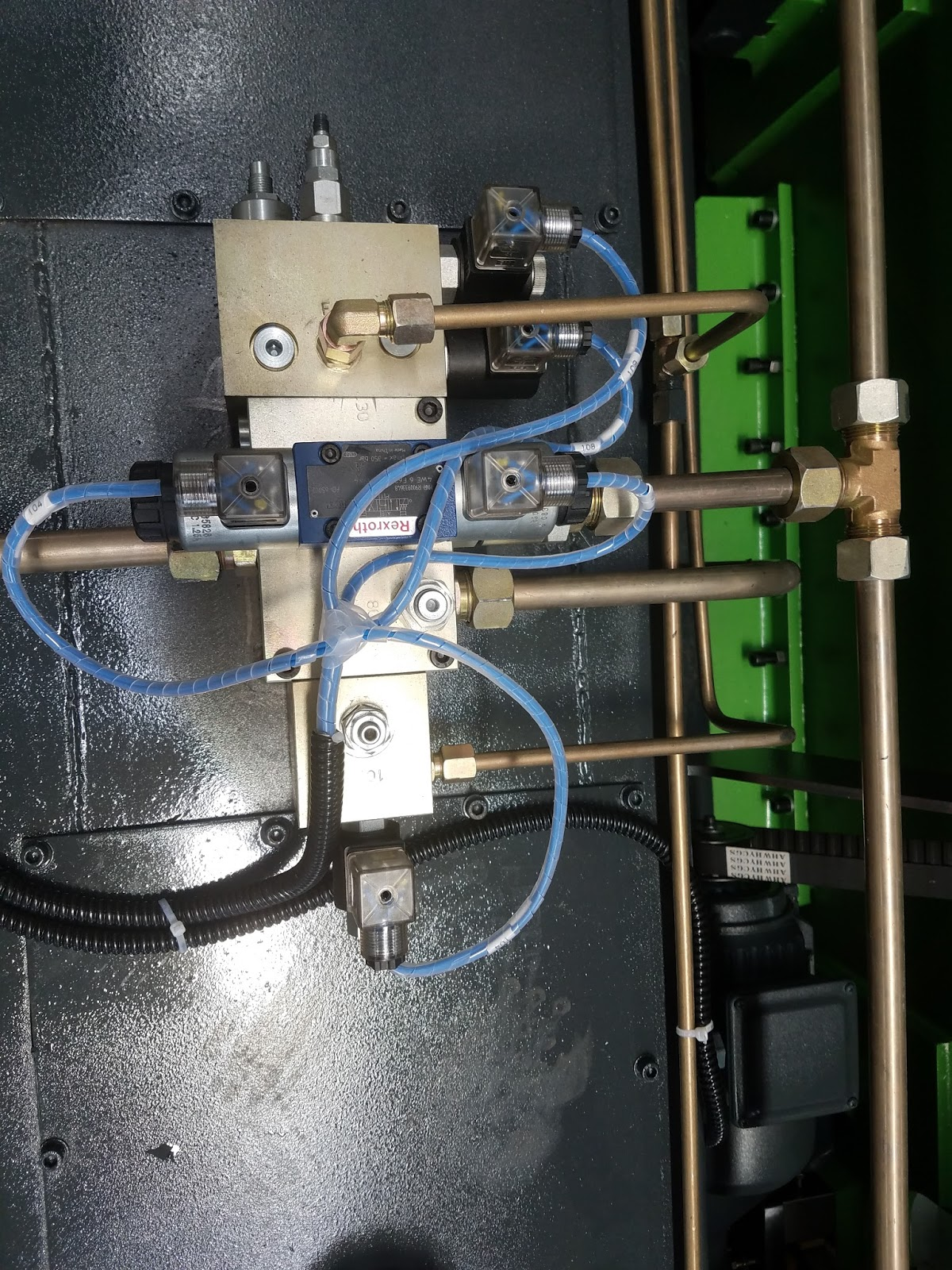 The Hydraulic Bender Will Inevitable To Have Some Problems Now We Introduce Solving Methods Regarding Normal