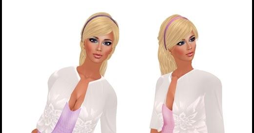 Designer Lilac Dress