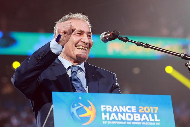 Στην Αργολίδα για το Danaon Cup ο Πρόεδρος της Διεθνούς Ομοσπονδίας Χάντμπολ Μουσταφά Χασάν