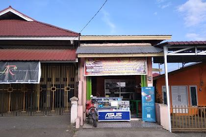 Jasa Servis Laptop di Padang