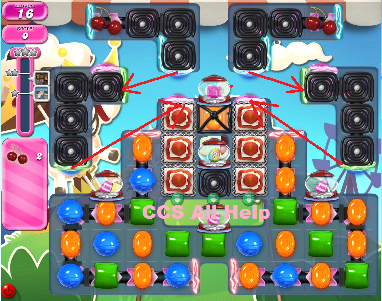 how to win gold bars in candy crush