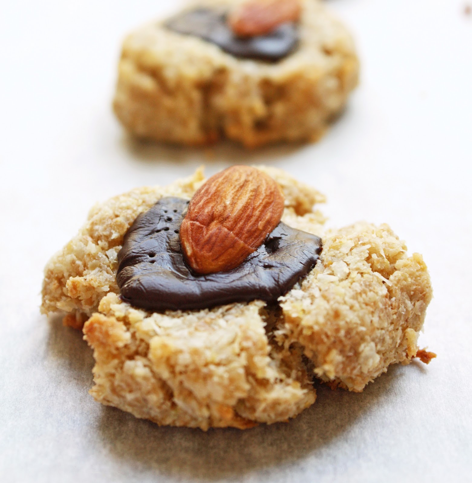 Almond Joy Cookies Low Carb And Gluten Free