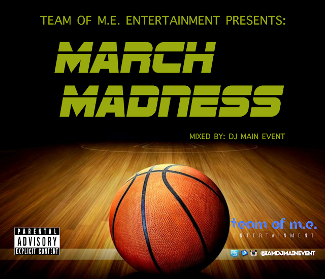 DJ Main Event; DJ MainEvent; IAmDjMainEvent; March Madness; Baltimore Club Music; K-Swift