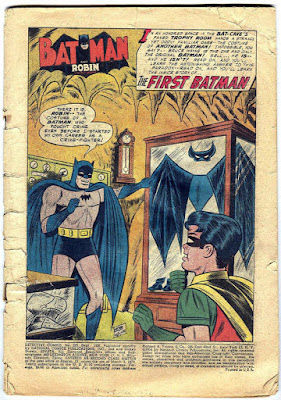 Detective Comics 235 Is Still In My Collection But I Have Not Taken It Out Of The Bag Since Scanned For Pappys Golden Age Number 813