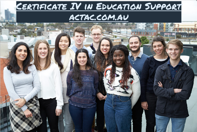 Certificate IV Education Support