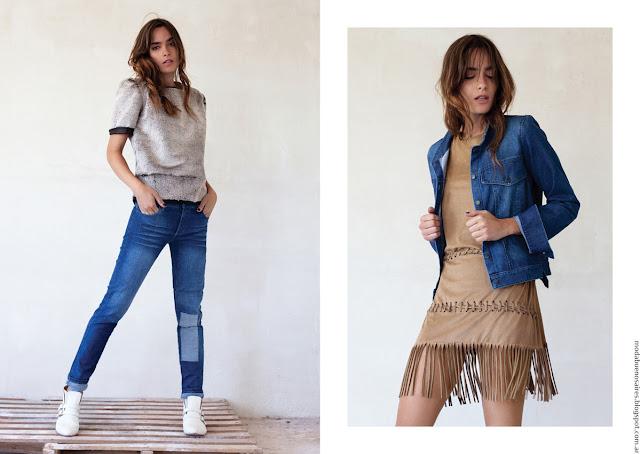 Moda invierno 2016 ropa de mujer. Moda 2016.