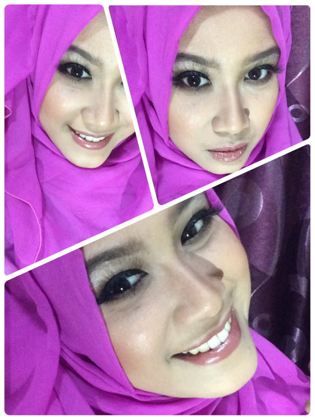 Hai Ariani Indonesian Beauty Blogger Inez Cosmetics Color Contour Plus Lipstick Riviera Blush Shade Desert Sand Review