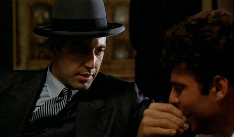 the fall of michael corleone the
