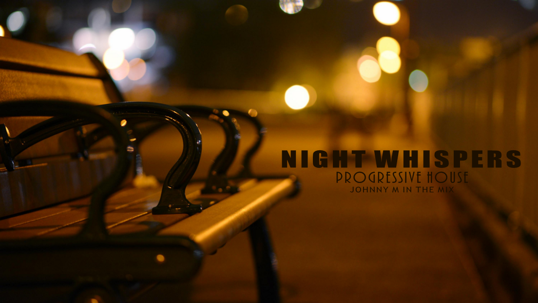 Night Whispers | Progressive House Mix | Winter 2015 - 2016
