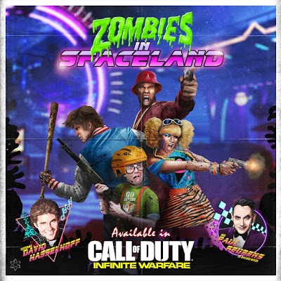 Zombies in Spaceland (Call of Duty: Infinite Warfare)