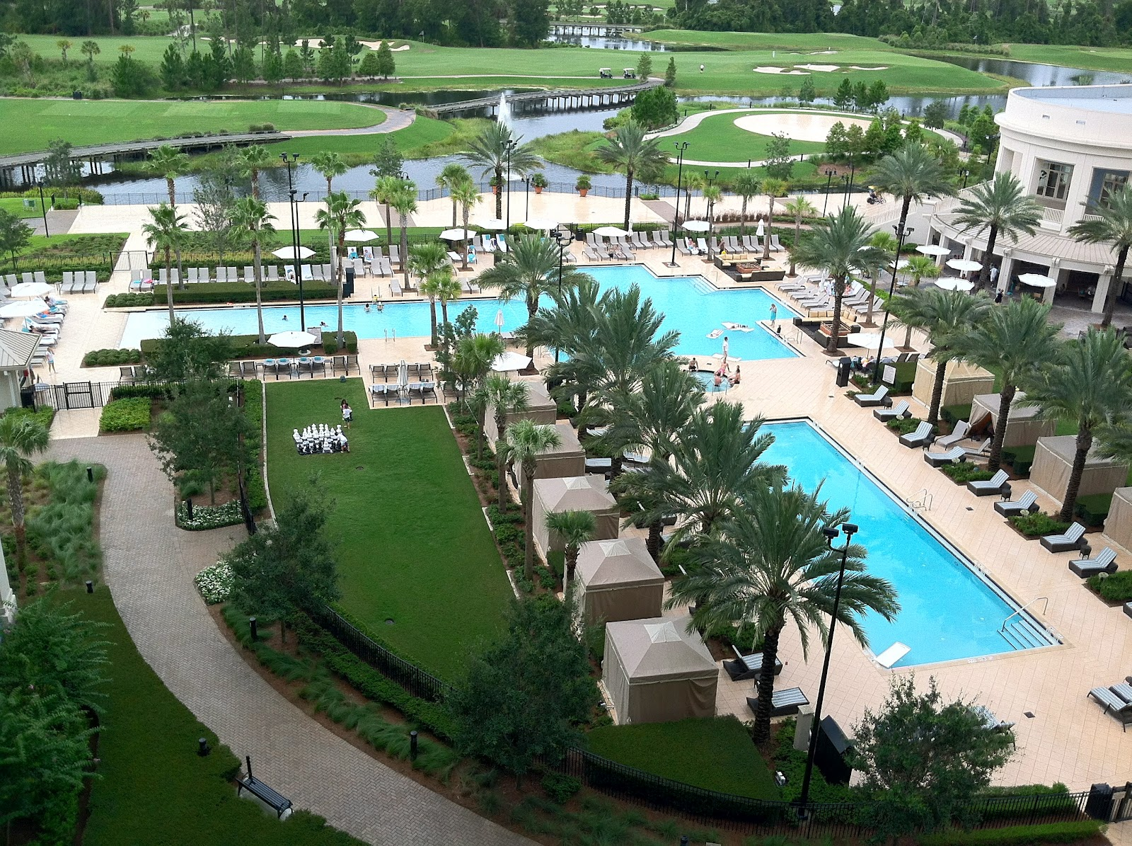 Rooms: Luxury Hotels: Waldorf Astoria Orlando Specials