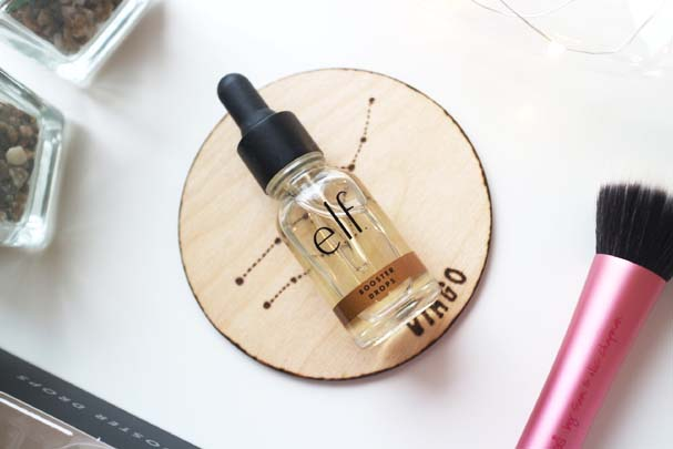 Elf's Sunkissed Booster Drops Review   The Beauty is a Beast