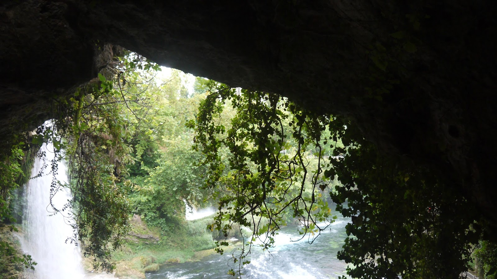 La Mode D'Emm Antalya, Turkey Upper Lower Duden Waterfall