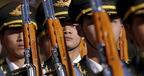 Tentara Militer China Bentuk Jalur Hotline Anti-Korupsi serta problem kedisiplinan di militer