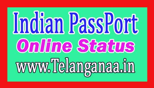 How to Check Passport Application Online Status
