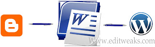 Blog with  Microsoft Office Word