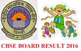 cbse 2016 results by sms