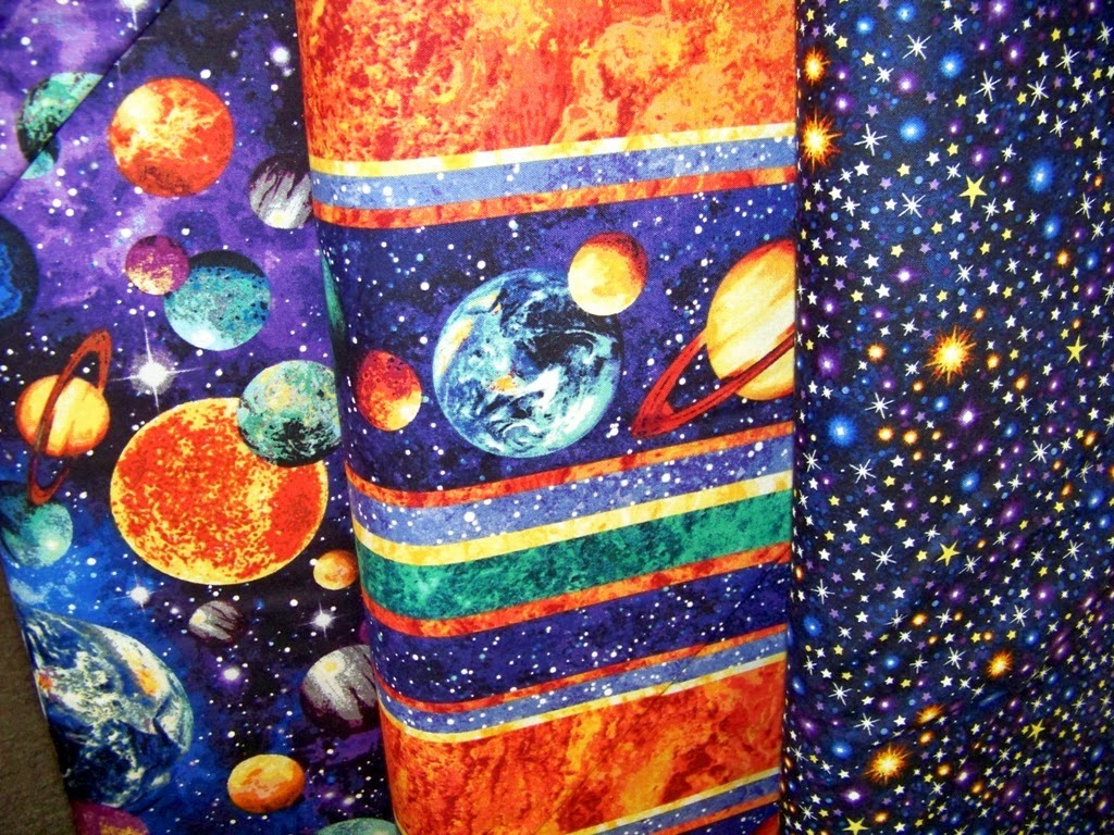 Attic Window Quilt Shop: OUT OF THIS WORLD FABRICS AT THE ATTIC WINDOW QUILT SHOP
